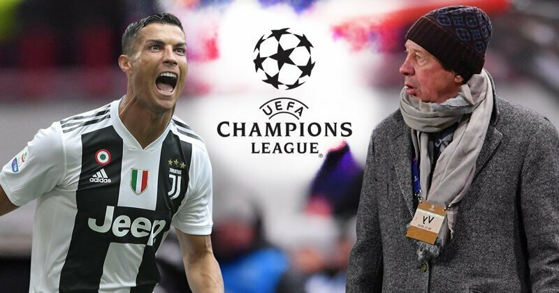 Палыч против Роналду и другие матчи Лиги чемпионов, которые нельзя пропустить + анонс новой соцсети