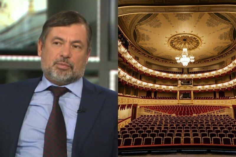 Член Общественной палаты России предложил закрыть все театры