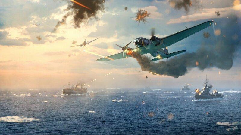 Конвой PQ-17. Главный успех немцев на северном морском пути. Часть 1