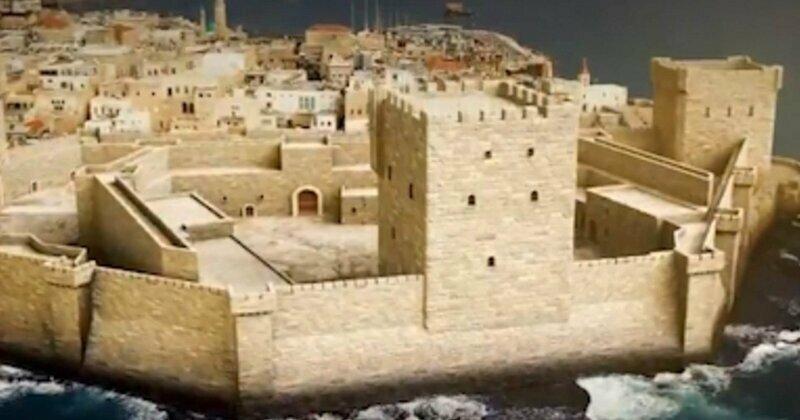 800 лет спустя: в Израиле обнаружены туннели тамплиеров