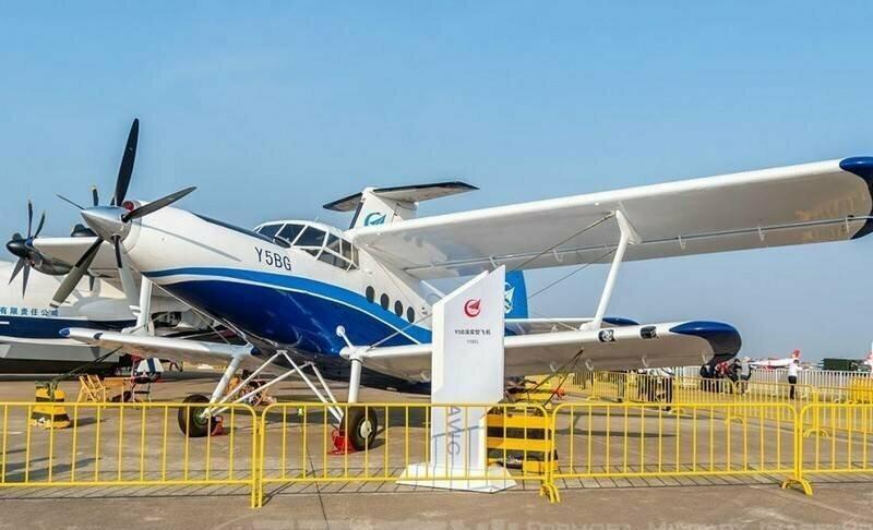 Россия закупит в Китае партию лицензионных копий советского Ан-2