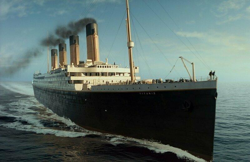 «Титаник» затонул из за пожара? Все версии гибели лайнера