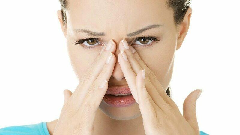 Почему в носу сохнет и образуются корочки?