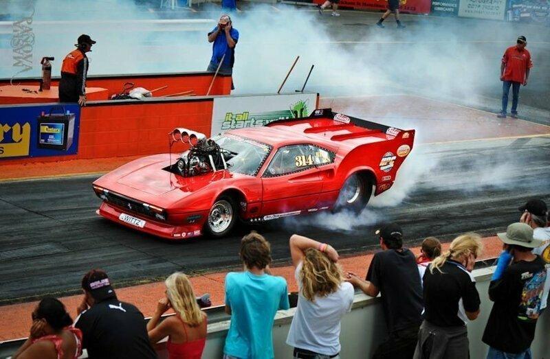 7-секундная Ferrari