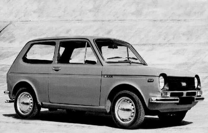 Какие автомобили ВАЗ никогда не выпускались серийно?
