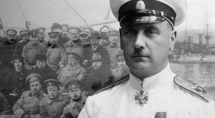 Одиссея адмирала Старка: последняя флотилия «белой» России