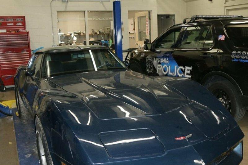 В США угнанный 38 лет назад Chevrolet Corvette вернут владельцу