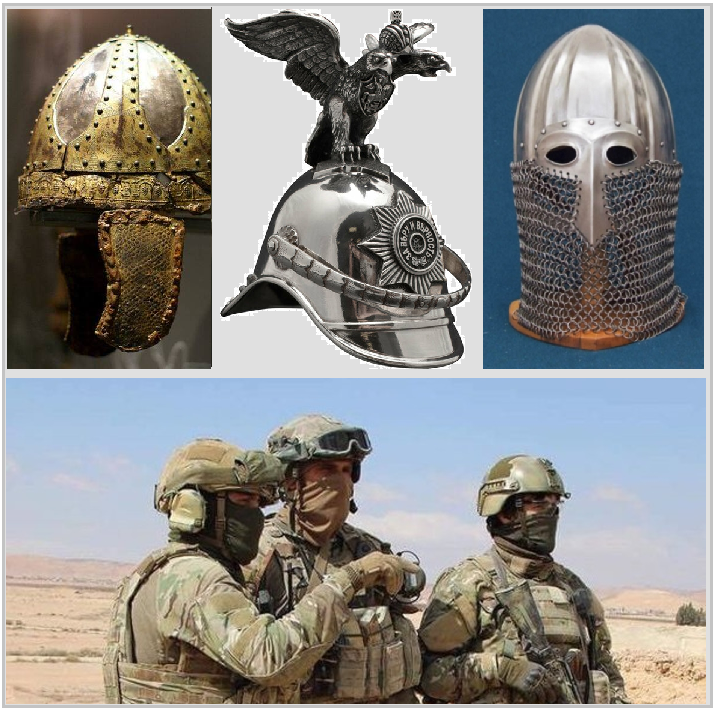 От шишака до кевлара: эволюция русских шлемов