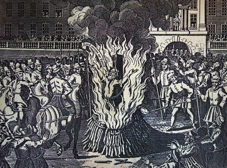 Джордано Бруно был не единственным: 5 учёных, которых возвела на костёр инквизиция