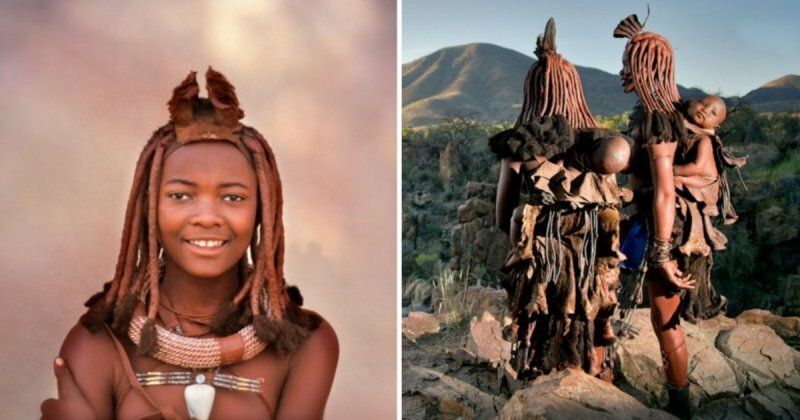 Химба - самое загадочное и красивое племя сегодняшней Африки