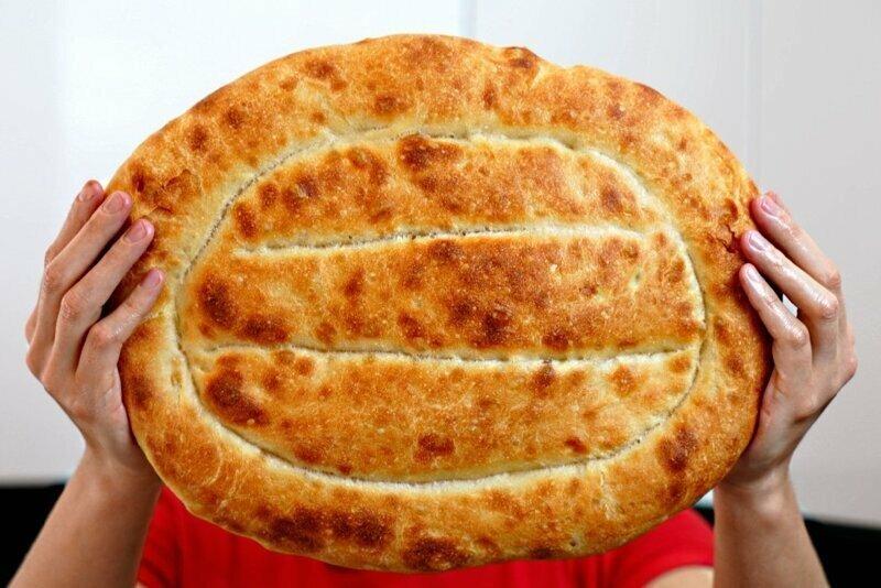 Очень вкусный домашний хлеб – армянский хлеб Матнакаш