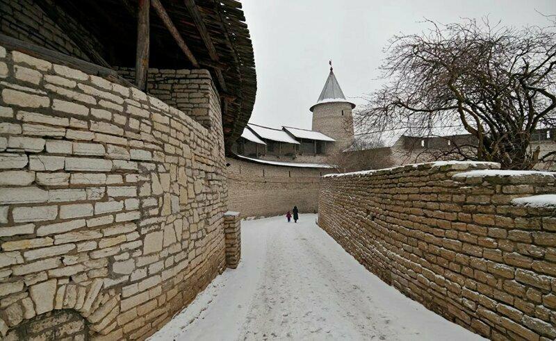 В Пскове обнаружили «подпольное казино» второй половины XVII века