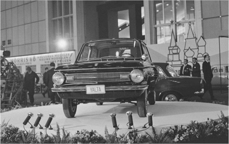 Yalta 1000 — уникальный Запорожец с мотором Renault