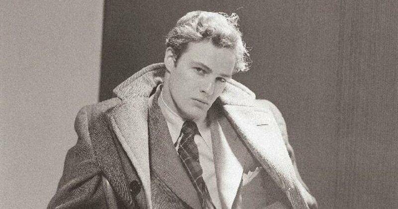 Молодой Брандо: красавец, каких мало!