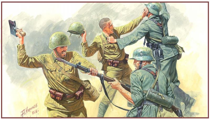 Лопата – друг солдата! История саперной лопатки