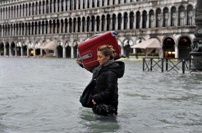 Тем временем в Венеции