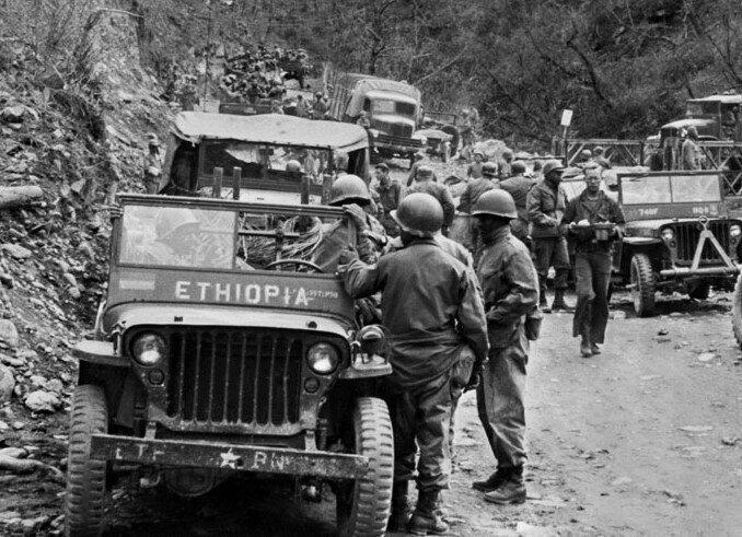 Как эфиопы воевали за независимость Южной Кореи
