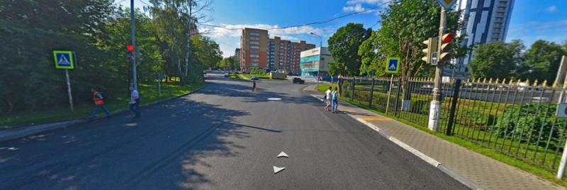 В Мытищах водитель пырнул ножом пешехода насмерть и уехал