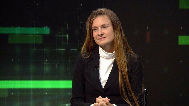 Мария Бутина разместила первую колонку после освобождения на сайте ФЗНЦ