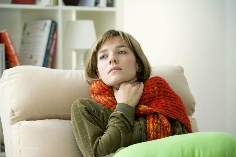 Почему во время простуды пропадает голос?