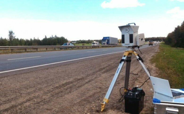 Один из российских регионов отказался от частных камер на обочинах дорог