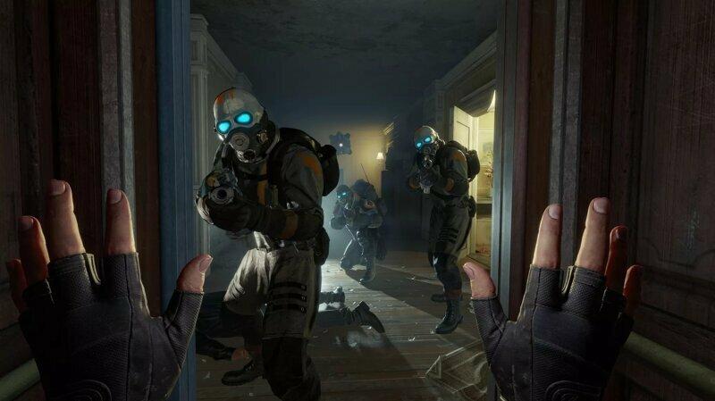 Первый трейлер новой Half-Life  от компании Valve