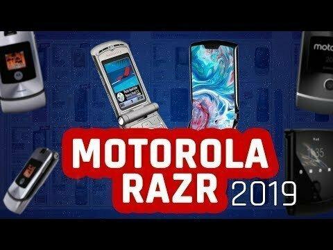 Возрождение легенды нулевых: Motorola Razr