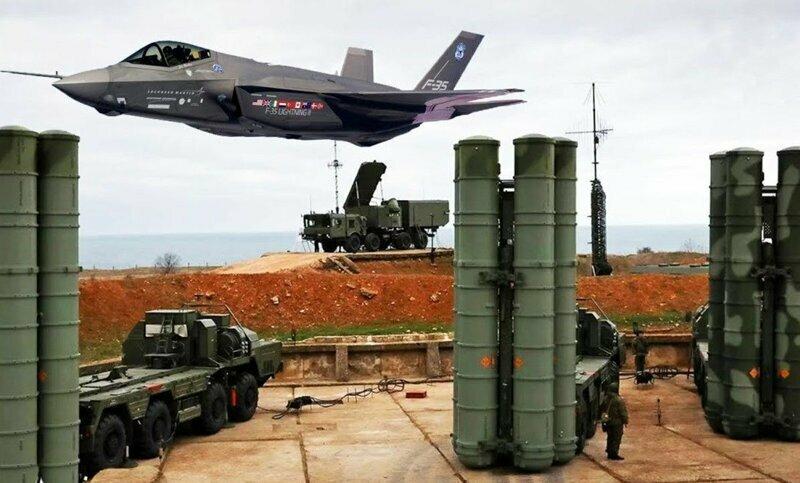 Турция будет совмещать российские С-400 и американские F-35