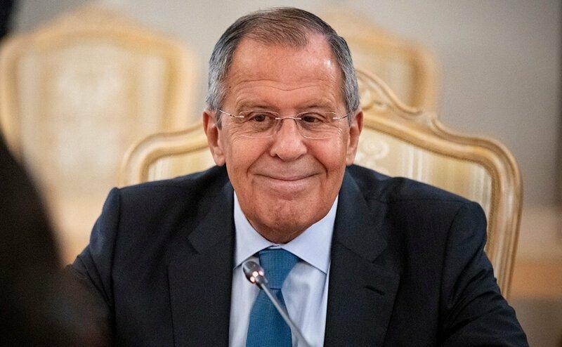 """Лавров вспомнил о забавном советском """"меме"""" в ООН"""