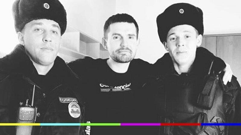 Мат со сцены: дуэль Шнура и Noize MC закончилась приходом полиции