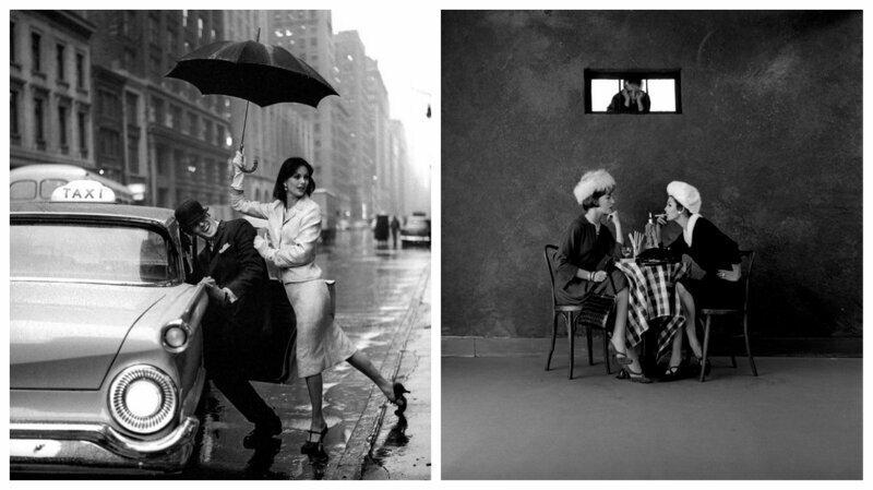 """20 великолепных фотографий для """"глянца"""" от Джерри Шацберга"""