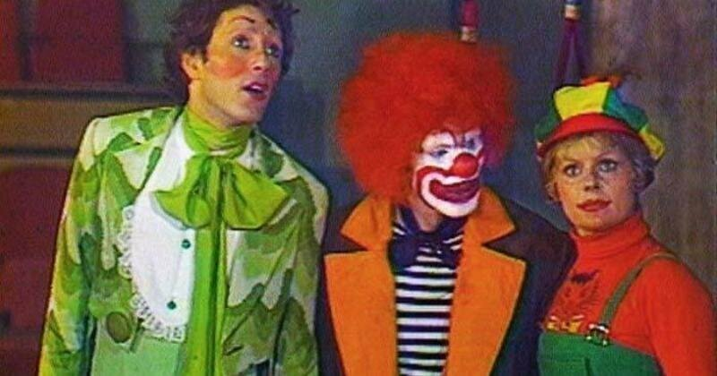 «Советский Джокер»: история любимца детей клоуна Клепы из «АБВГДейки»