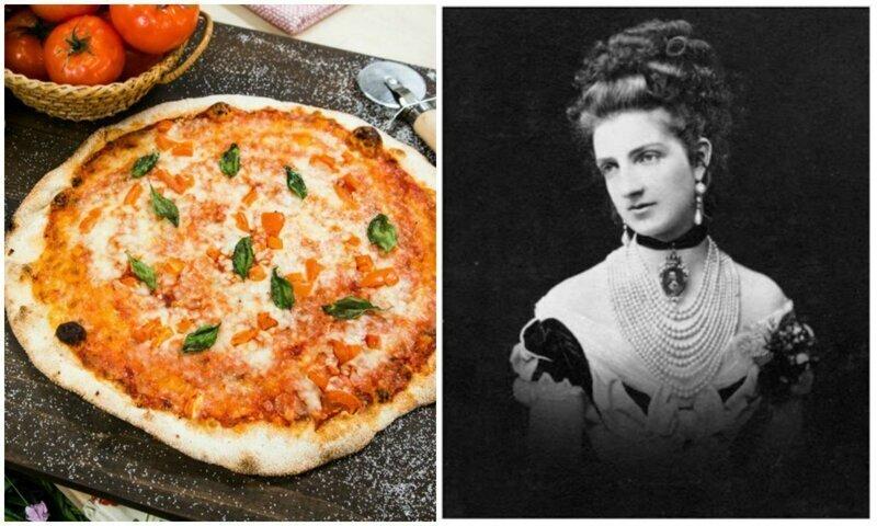 Любопытная история происхождения пиццы «Маргарита»