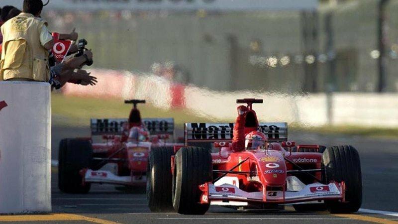 Продается легендарный формульный двигатель Ferrari, который стоял на болидах Шумахера и Баррикелло