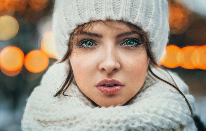 Почему глаза не замерзают зимой?