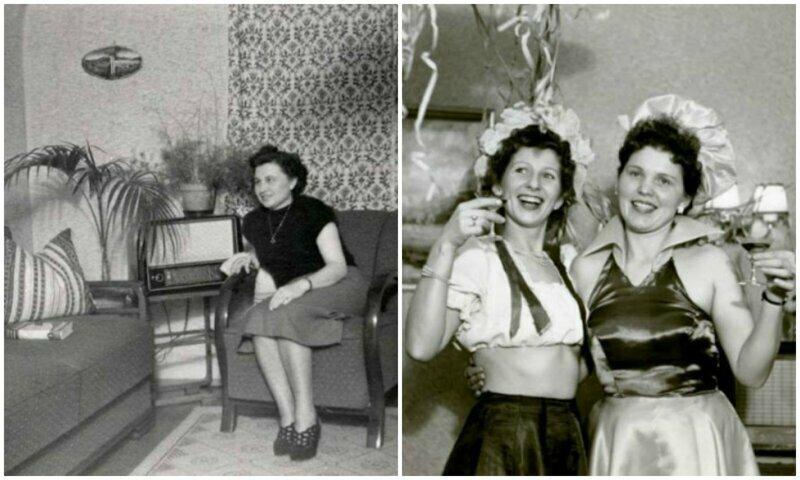 Как выглядели американские дома в 1950-х
