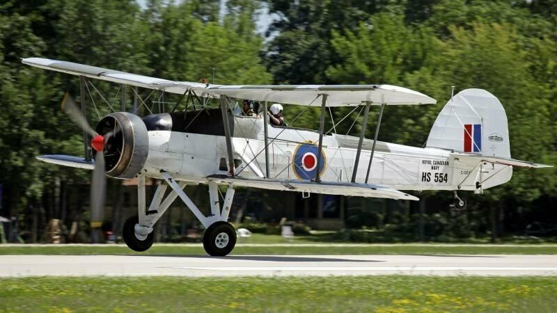 Боевые самолёты. Fairey «Swordfish». И дело даже не в «Бисмарке»…
