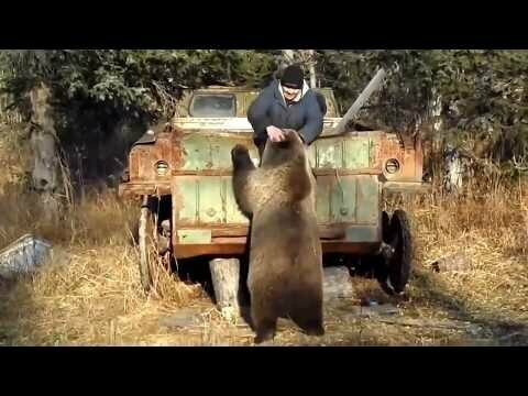 Суровые сибирские мужики