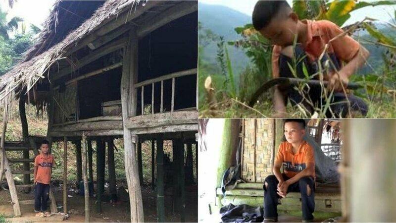 10-летний мальчик живёт один и отказывается от усыновления