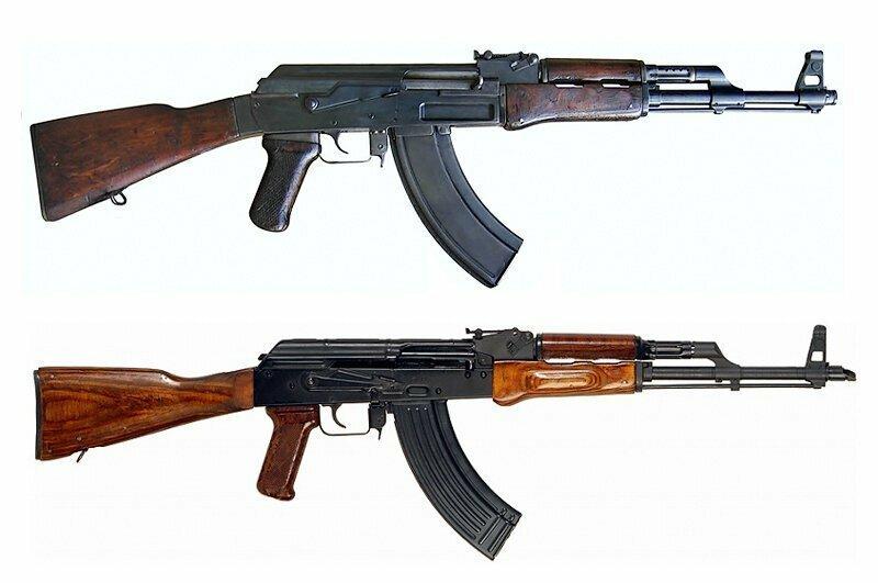 АК-47. Можно-ли так называть автомат Калашникова?