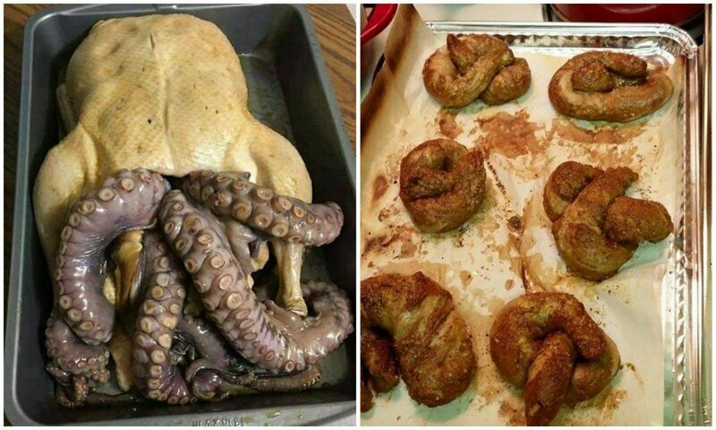 Мерзкая кулинария: этих людей лучше не подпускать к кухне!