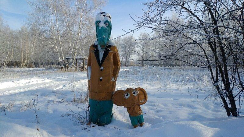 Чебурашка, который ищет друзей по всему постсоветскому пространству