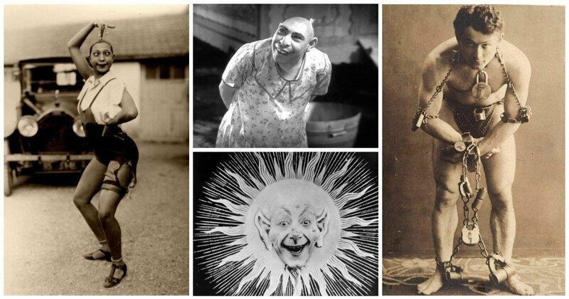 Люди и шоу: чем развлекался народ в начале XX века