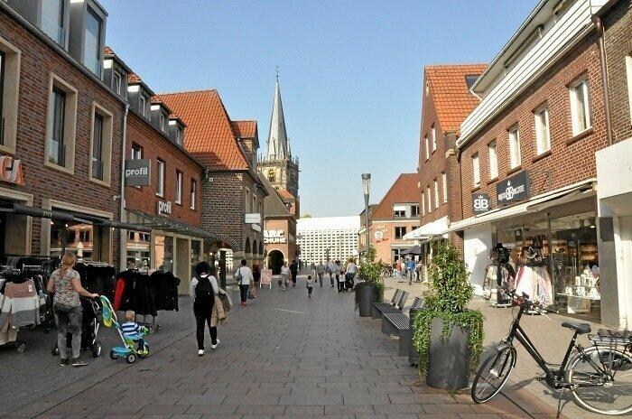 Как выглядит немецкий город с населением 40 000 человек