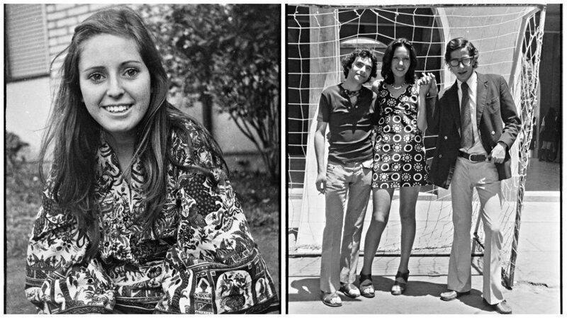 Как выглядела чилийская столичная молодежь в 70-х