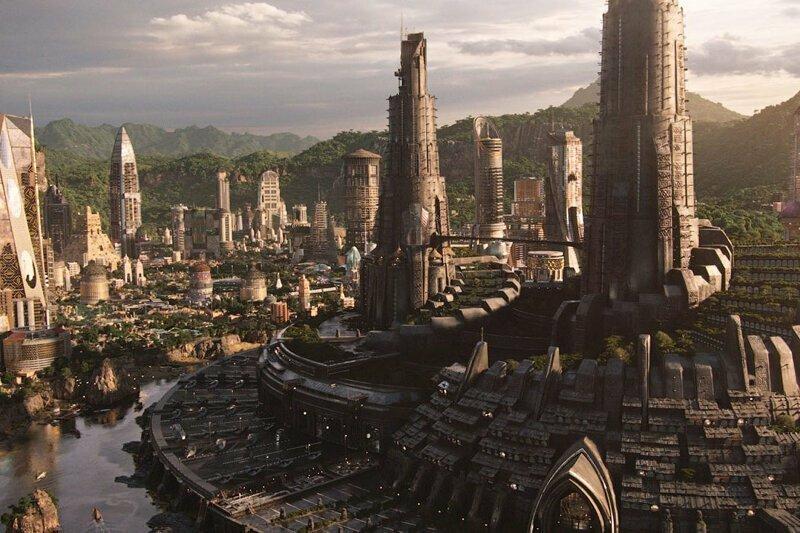 США ведут торговые отношения с вымышленной страной из Marvel