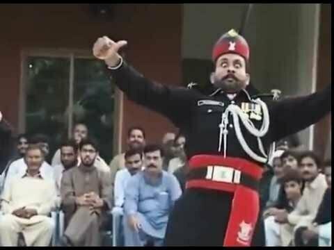 Смена караула Индия vs Пакистан