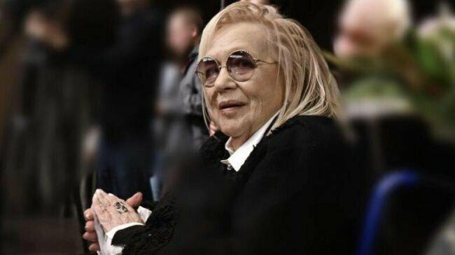 На 87-м году ушла из жизни Народная артистка СССР Галина Волчек