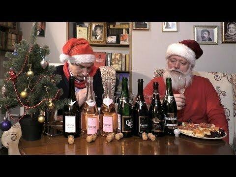 Какое шампанское выбрать? Ведь скоро Новый Год!!!