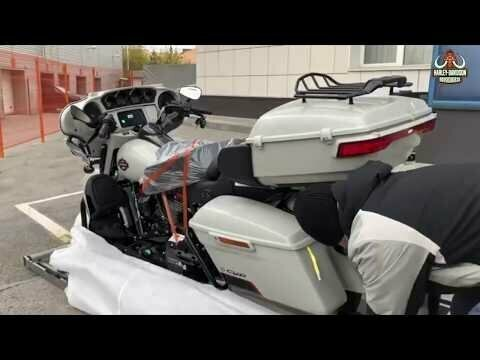 Новый CVO Limited 2020 Sand Dune Harley-Davidson